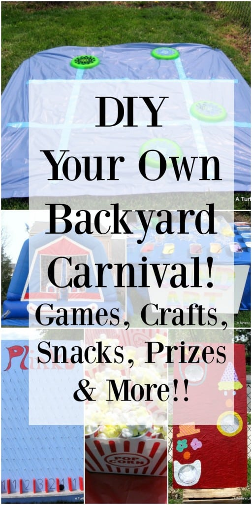 Adult block party games