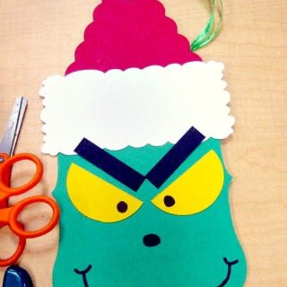 grinch-scrapbook-paper-ornament