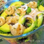 Shrimp & Avocado Salad