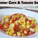 Summer Corn and Tomato Salad