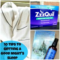 zzzquil sleep aid collage