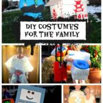 DIY Halloween Costumes for the Whole Family