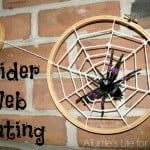 Spider Web Bunting and a $100 Giveaway!