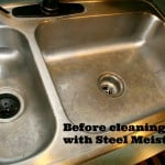 Cleaning for the Holidays with Steel Meister