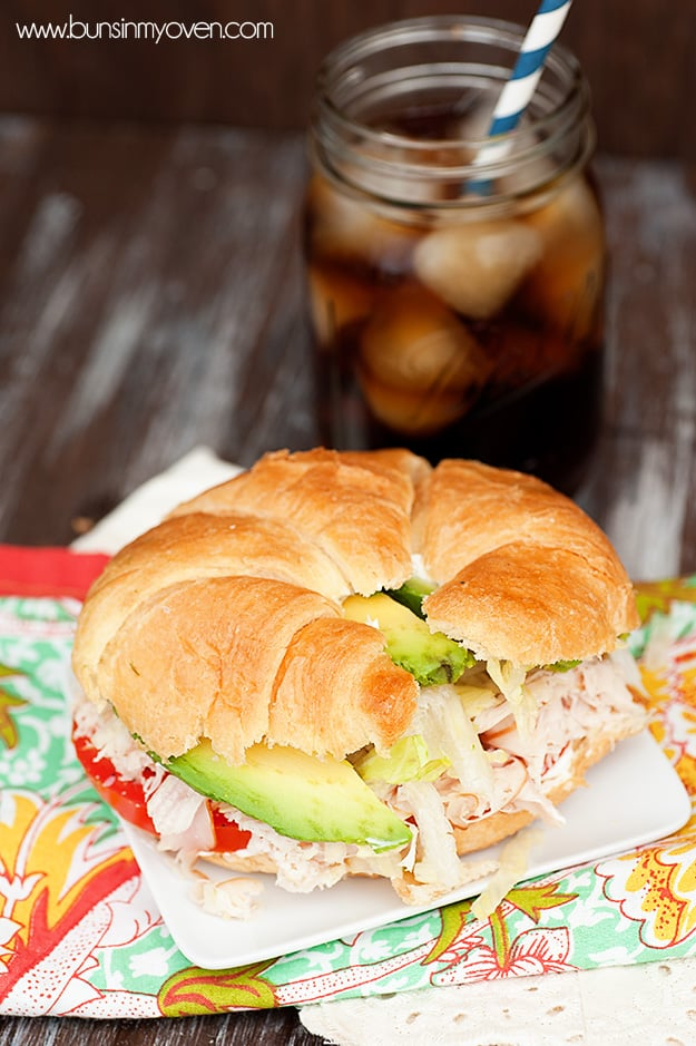 15 turkey leftover recips a turtle 39 s life for me for Thanksgiving turkey sandwich recipe