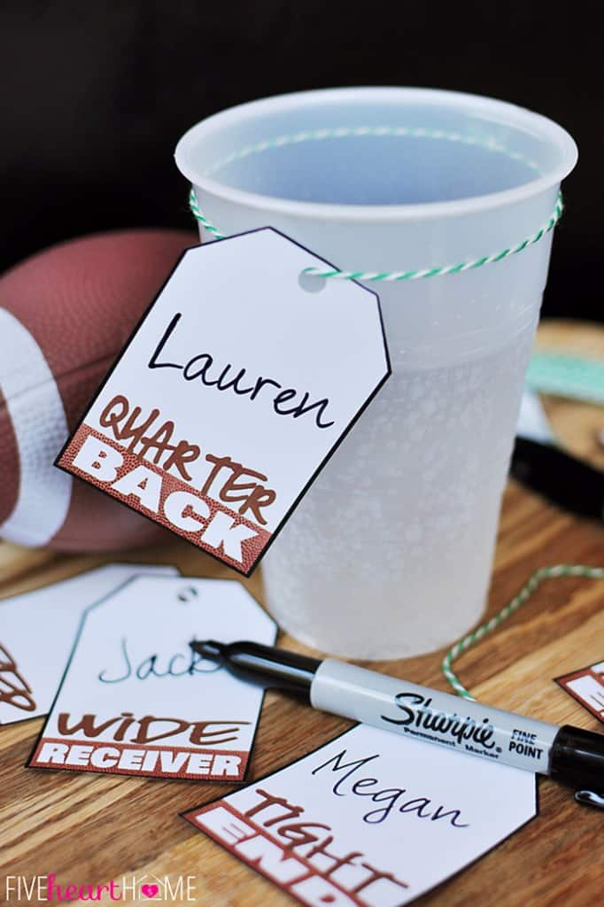 Drink Tags