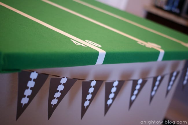 Football Table Craft