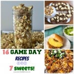 Super Bowl Game Day Foods! Part TWO- Recipes