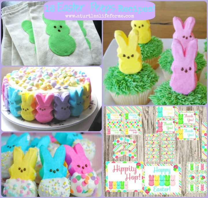 Peeps Collage