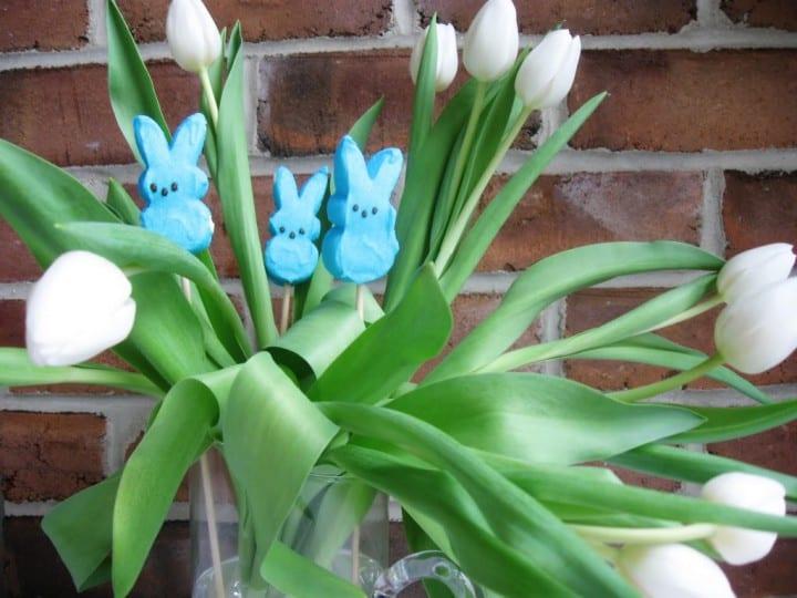 Peeps flowers
