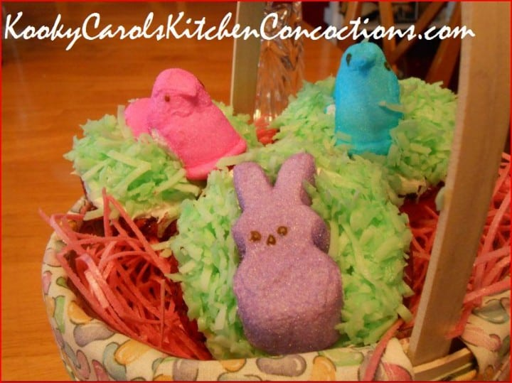 Red-Velvet-Peeps-in-a-Nest