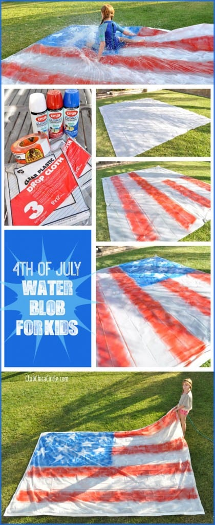 4th-of-July-Backyard-Party-Water-Blob-for-Kids