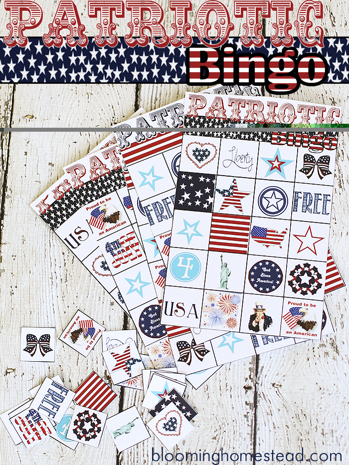 Patriotic-4th-of-July-Bingo-