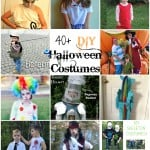Over 40 Do It Yourself Halloween Costumes!
