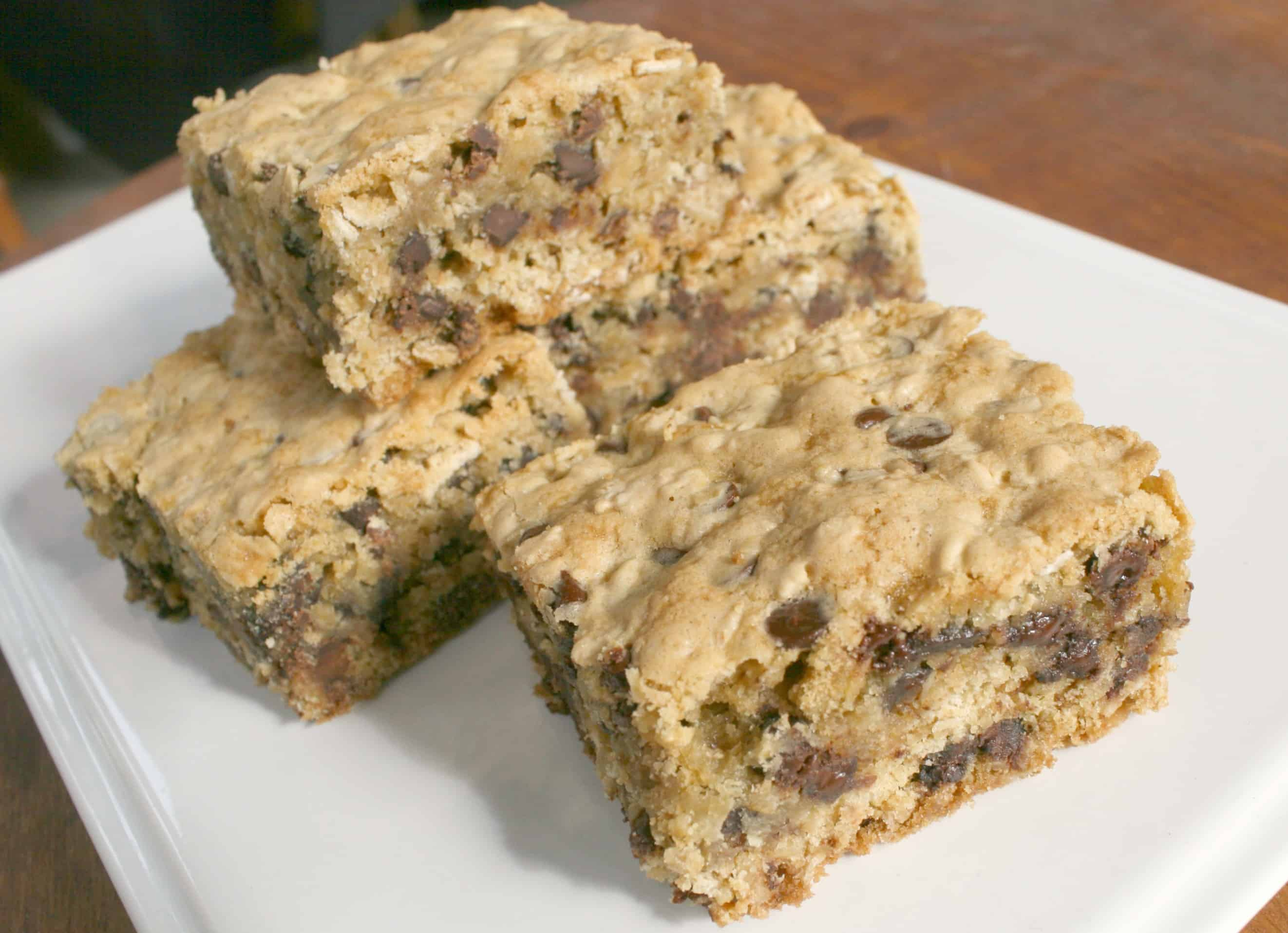Chocolate Chip Cookie Bars Recipes — Dishmaps