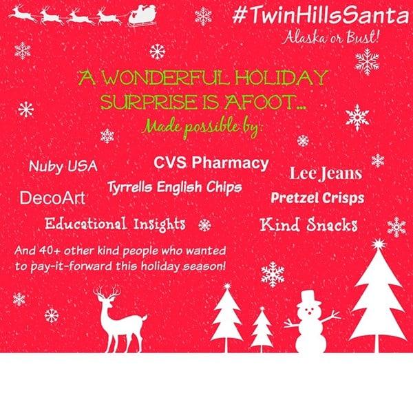 twin hills santa