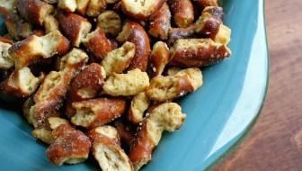 Baked Ranch Sourdough Pretzels- A Turtle's Life for Me
