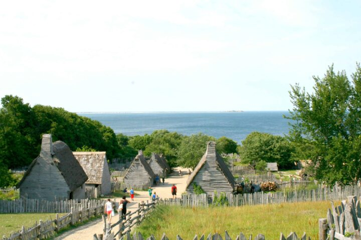 New England Roadtrip to Plimoth Plantation
