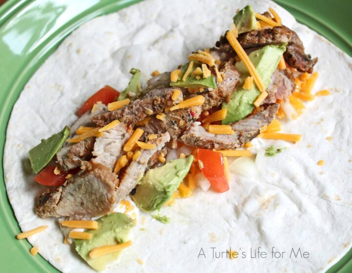 Chili Lime Pork Tacos - A Turtle's Life for Me