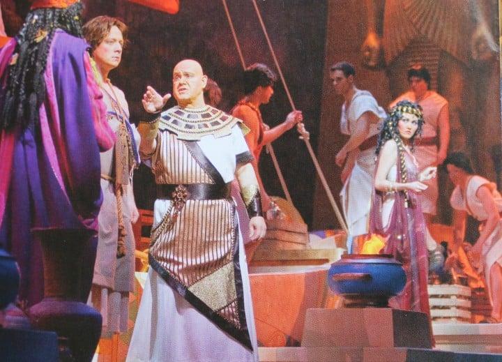 Sight and Sound Theatre scene