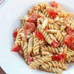 Tomato Feta Pasta