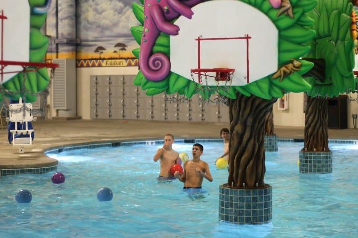 Kalahari basketball