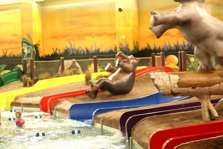 Kalahari kid slides