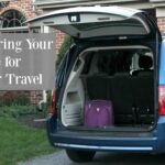 Prepping Your Vehicle for Travel