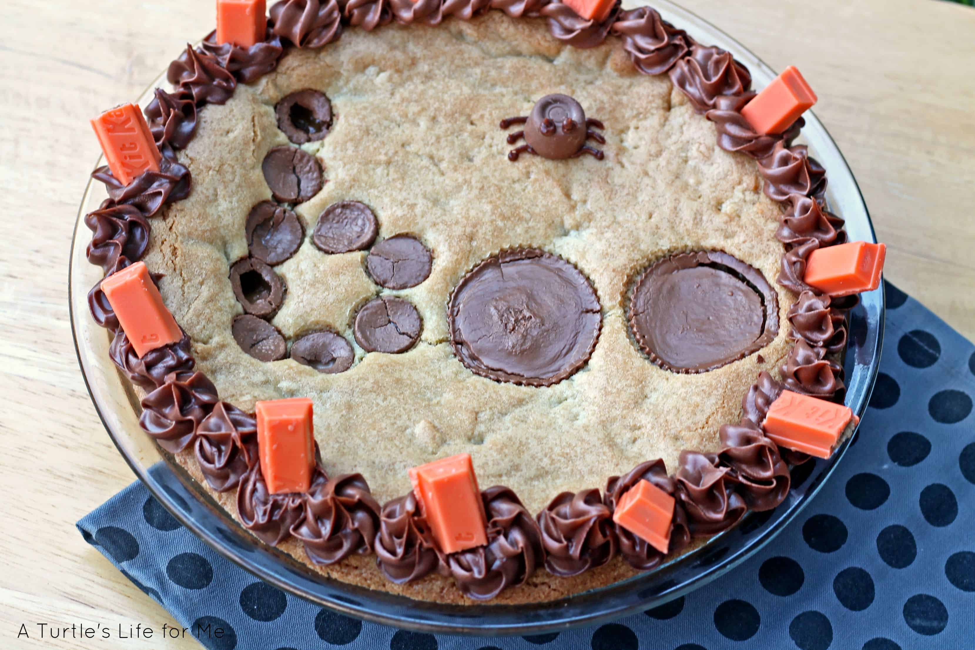 hershey's halloween rolo pie - A Turtle's Life for Me