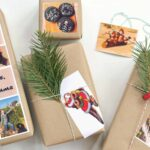 Personalized Gift Wrapping + Giveaway