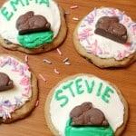 Gertrude Hawk cookies