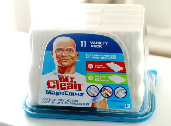 Mr clean magic erasers from costco