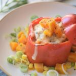 cheesy-sweet-potato-stuffed-bell-pepper-a-turtles-life-for-me