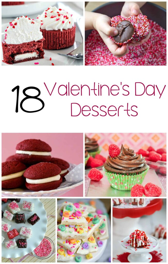 Valentine's Day Dessert recipes that are perfect for your whole family!