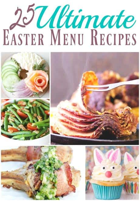 Easter recipes for your whole day!