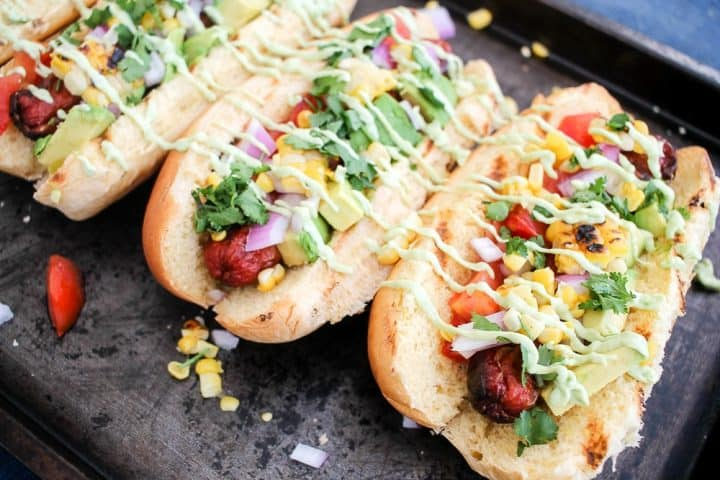 How to Make Tex Mex Hot Dogs