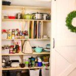 DIY Pantry renovation