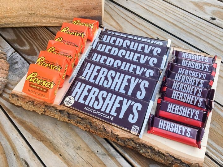 candy for s'mores bar