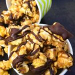 caramel moose tracks popcorn recipe