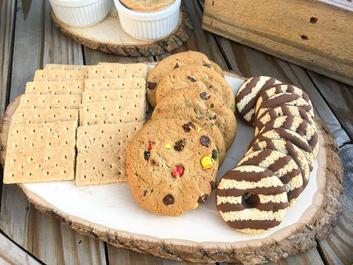 cookies for s'mores bar