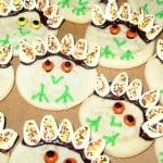 Turkey Sugar Cookies!