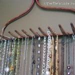 Farm Tool Necklace Hanger