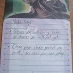 Write Someone a Note