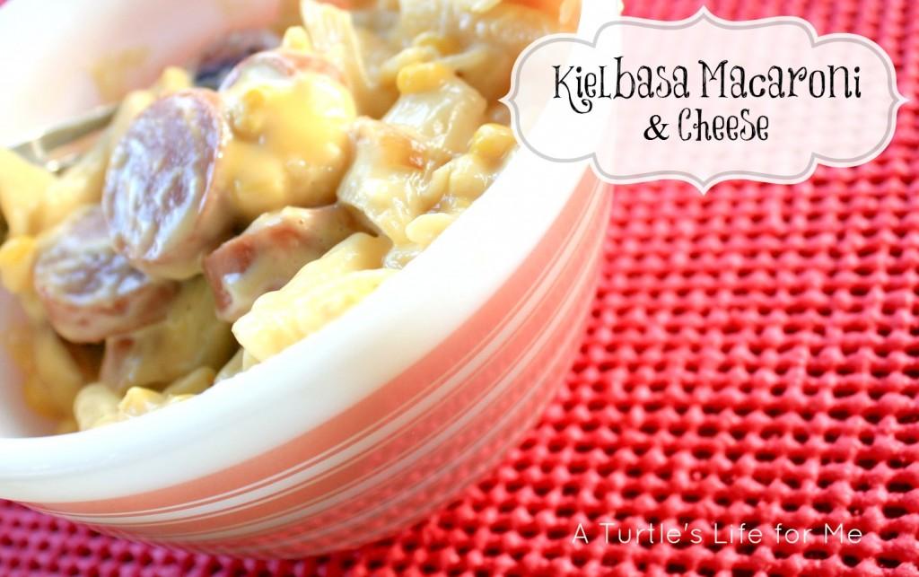 keilbasa macaroni cheese recipe shells