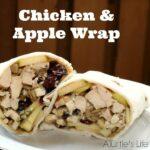 Chicken & Apple Wrap
