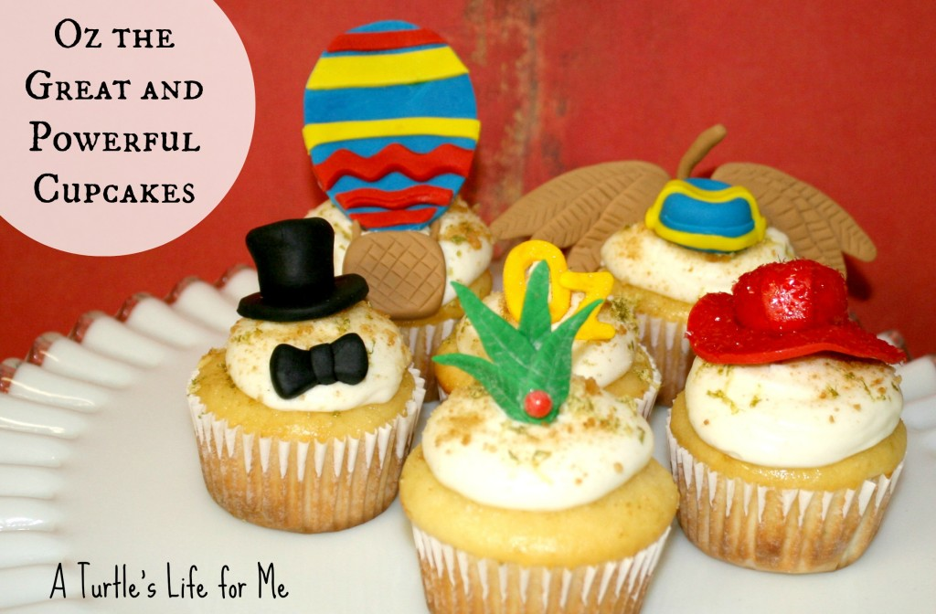 oz great powerful cupcakes fondant