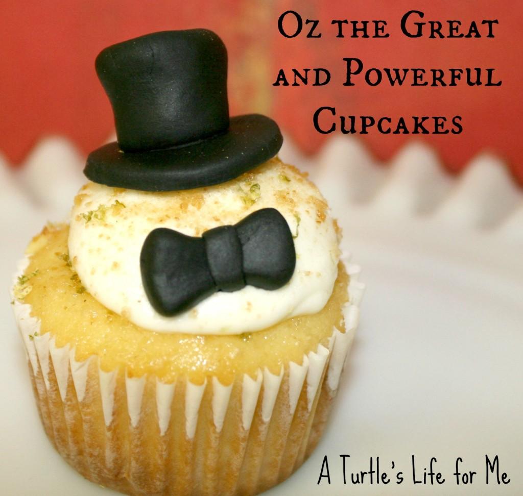 oz great powerful cupcakes oscar diggs
