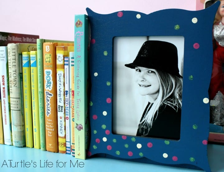 picture frame book end