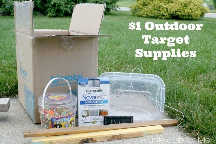 target outdoor supplies neverwet