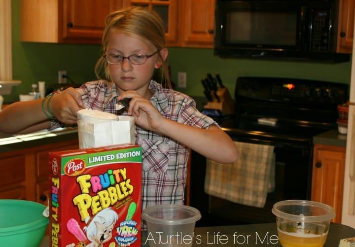 fruity pebbles blondies 2
